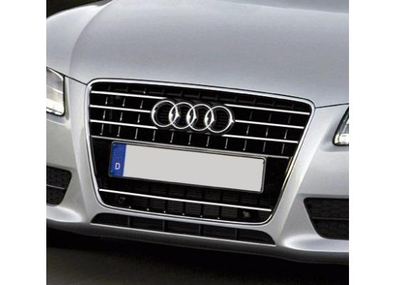 Cornice cromata griglia radiatore Audi A5 Cabriolet 0911 Audi A5 Coupé 0711 Audi A5 Sportback 091