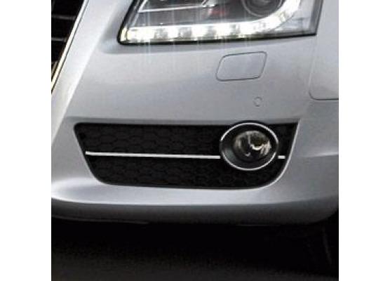 Moldura cromada para antinieblas Audi A5 Cabriolet 0911 Audi A5 Coupé 0711 Audi A5 Sportback 0911