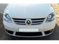 Radiator grill chrome moulding trim VW Golf 5 Plus