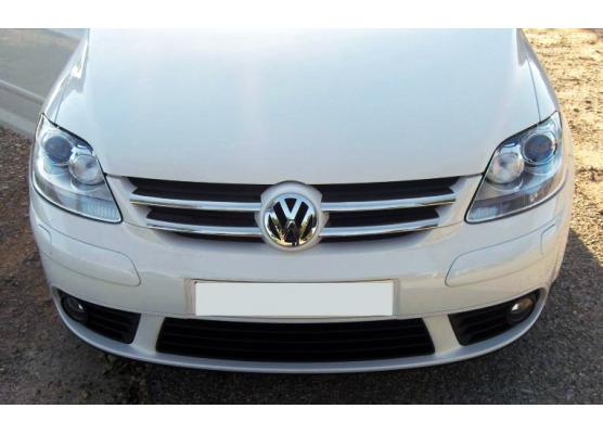 Cornice cromata griglia radiatore VW Golf 5 Plus