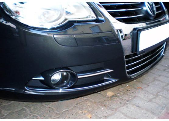 ZierChromleiste für Nebelscheinwerfer VW EOS
