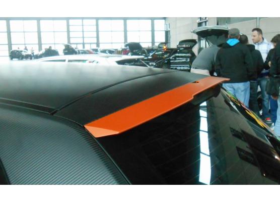 Spoiler  fin Fiat Stilo 3p with fixing glue