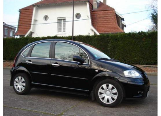 Side windows chrome trim Citroën C3 0209 Citroën C3 II 0920 Citroën C3 III 1620 Citroën C3 Picass