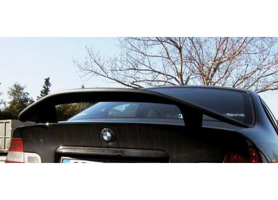 Spoiler  fin BMW M3 E46 0006 BMW Série 3 E46 Cabriolet 0006 BMW Série 3 E46 Coupé 9906 primed