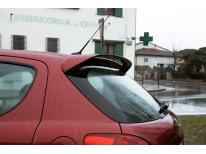 Spoiler Peugeot 207 0609  Peugeot 207 0920