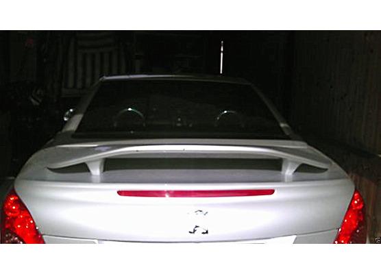 Spoiler  fin Peugeot 307 CC 0105  Peugeot 307 CC 0521