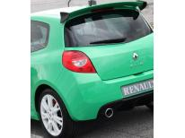 Becquet  aileron Renault Clio 3  Renault Clio 3 phase 2
