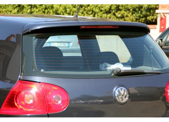 Spoiler VW Golf 5 VW Golf 5 GT TDI VW Golf 5 GTI VW Golf 5 R32 v1