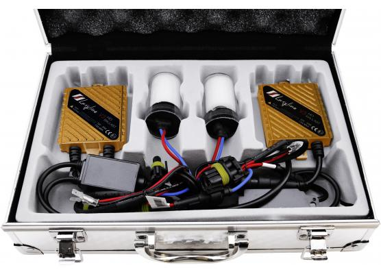 Kit xenon H4 5000k Luxyline v3