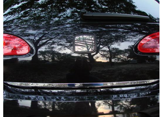 ChromZierleiste für Kofferraum Seat Altea Seat Cordoba Seat Ibiza 0108 Seat Ibiza 8496 Seat Ibiza