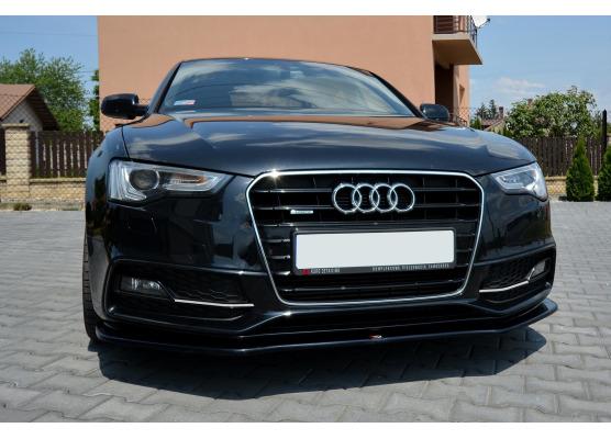 Fog lights chrome trim Audi A5 Cabriolet phase 2 1116 Audi A5 Coupé phase 2 1116 Audi A5 Sportback