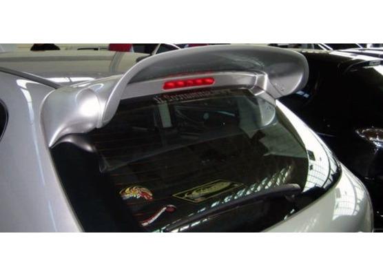 Heckspoiler  Flügel Peugeot 206 v2 grundiert
