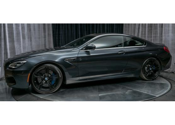 Fascia cromata di contorno inferiore dei vetri laterali BMW M6