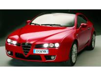 Moldura cromada para antinieblas Alfa Romeo Brera