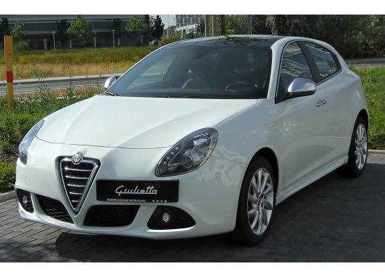 Moldura cromada para antinieblas Alfa Romeo Giullietta