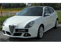 Lower radiator grill chrome trim Alfa Romeo Giullietta