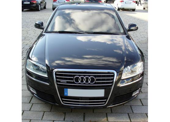Chromleiste für Kühlergrill Audi A8