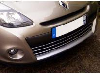 Radiator grill chrome moulding trim Renault Clio 3 phase 2