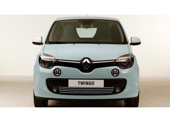 Moldura de calandria cromada Renault Twingo III