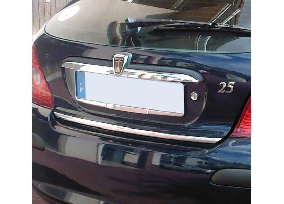 Trunk chrome trim MG ZR Rover 25 Rover 200 Rover 220
