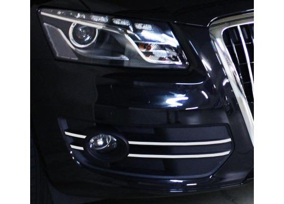Moldura cromada para antinieblas Audi Q5 v2