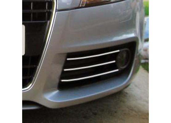 Fog lights chrome trim Audi TT Série 2 0614 Audi TT RS Audi TTS