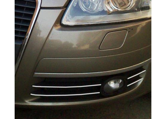 Moldura cromada para antinieblas Audi A6 Série 3 Avant 0508  Audi A6 Série 3 Berline 0508