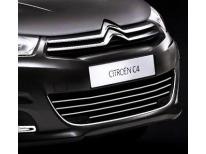 Radiator grill chrome moulding trim