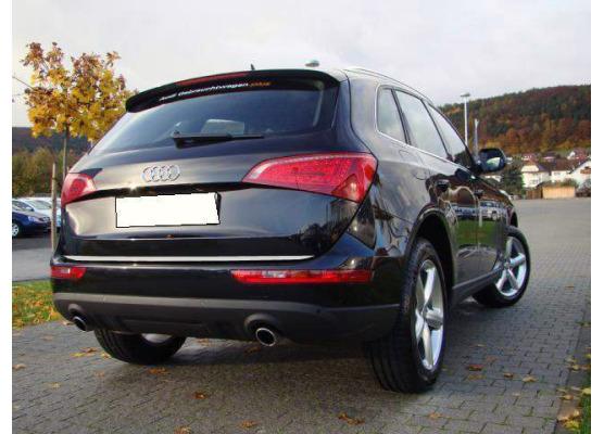 Trunk chrome trim Audi Q5  Audi Q7