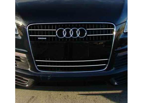 Moldura de calandria cromada Audi Q7