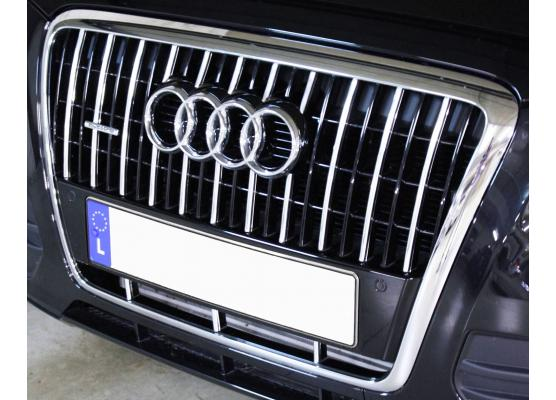 Chromleiste für Kühlergrill Audi Q5
