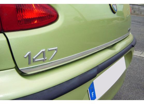 Trunk chrome trim Alfa Romeo 147