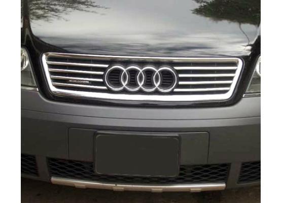 Cornice cromata griglia radiatore Audi A3 Série 1 9600 Audi S3 9803 Audi S3 sportback 9803