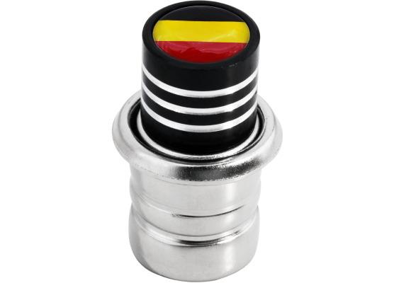 Allumecigare drapeau Allemand Allemagne noir