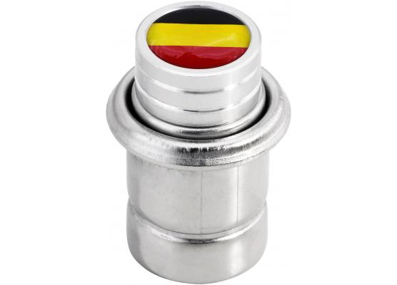 Cigarette lighter Germany German flag short