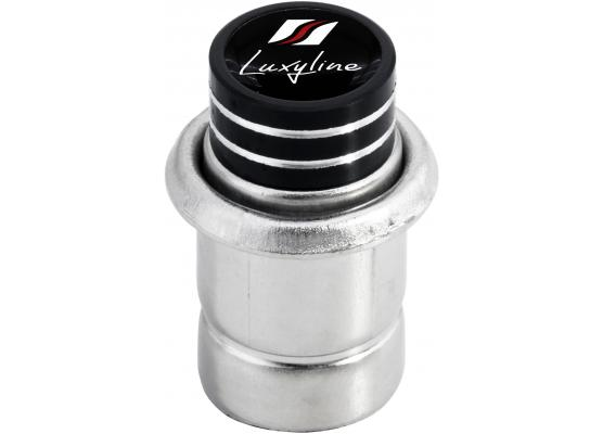 Cigarette lighter Luxyline short black