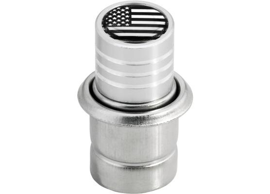 Encendedor USA Estados Unidos America cromo
